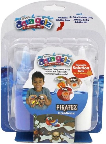 Starter Pack Aqua Gelz: Piratez (40231-02)