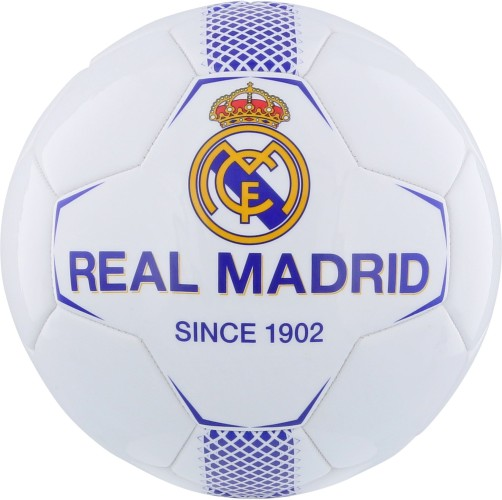 Bal Real Madrid groot wit (RM7BG1)
