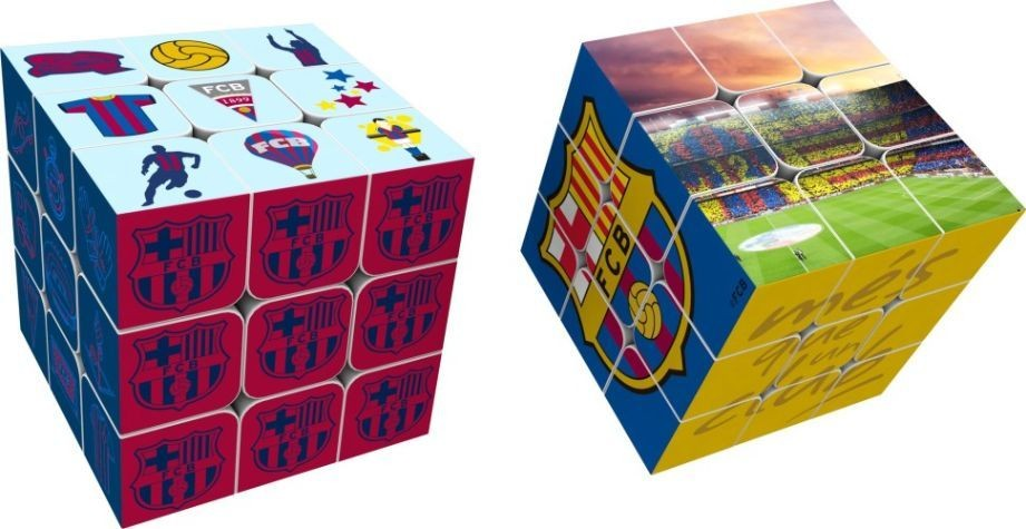 Speed Cube FC Barcelona (34809)