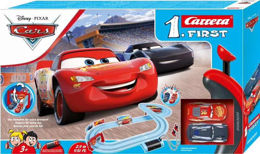 Piston Cup Cars Carrera FIRST (63039): 3 meter
