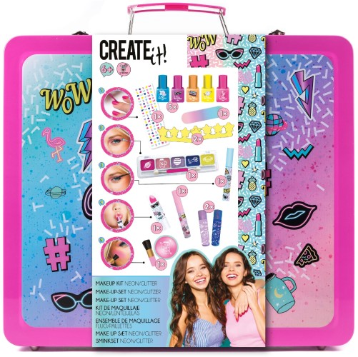 Make-up set in koffer Create It (84171)