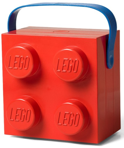 Lunchkoffer Lego: rood (40240001)