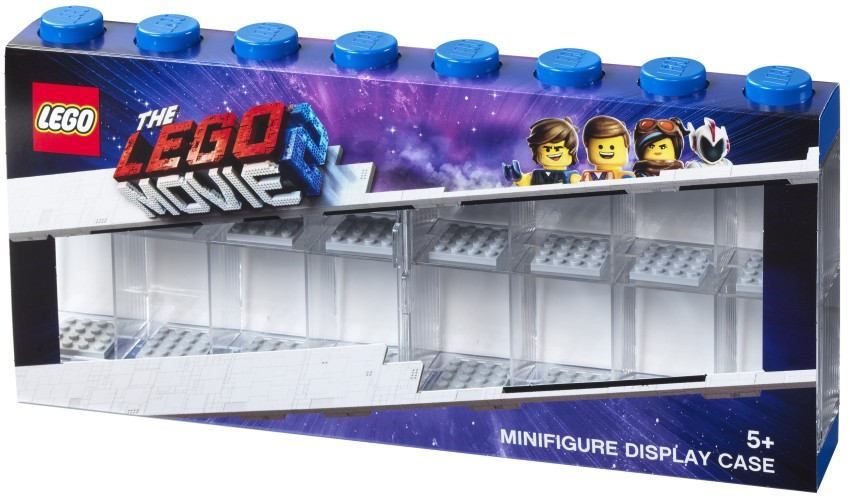 Opbergbox Lego Movie 2: minifigs rood 16-delig (RC031800)