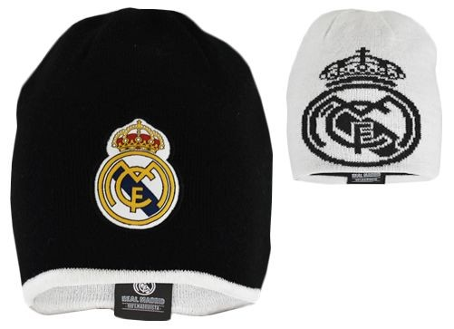 Muts real madrid wit/zwart senior reversible (RM5GO2)