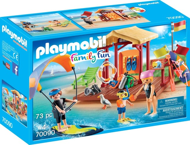 Watersportschool Playmobil (70090)