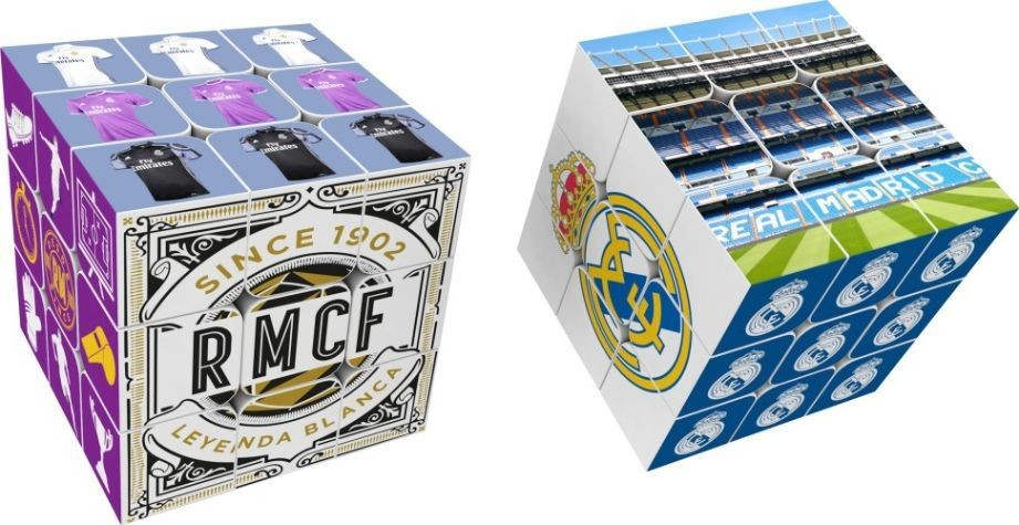 Speed Cube Real Madrid (34808)