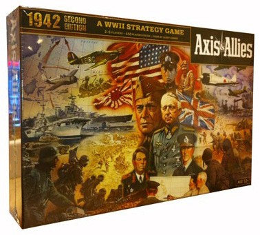 Axis and Allies: 1942 2nd Edition (AH39688)