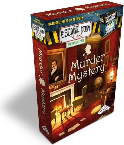 Escape Room: The Game expansion - Murder Mystery (07277)