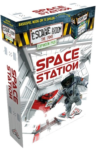Escape Room: The Game expansion - Space Station (08045)