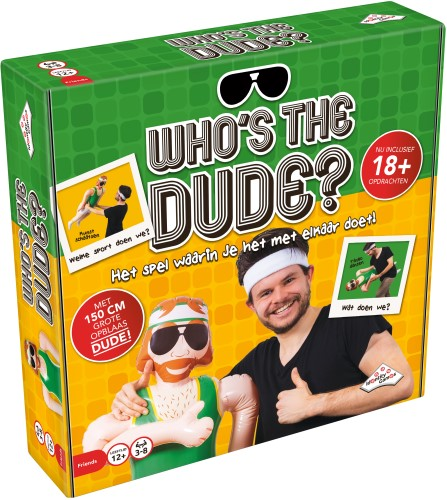Who`s the Dude (07680)