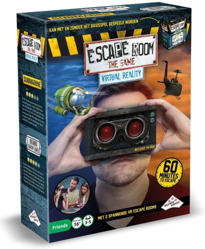 Escape Room: The Game expansion VR (07727)
