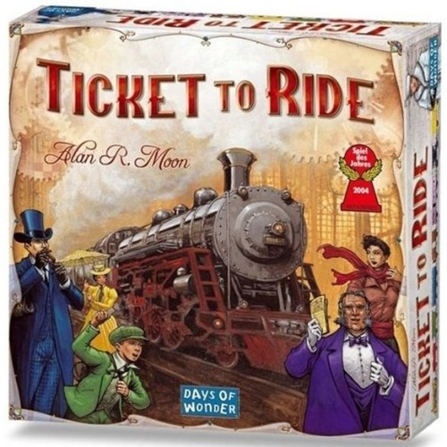 Ticket to Ride: USA (DOW7251)