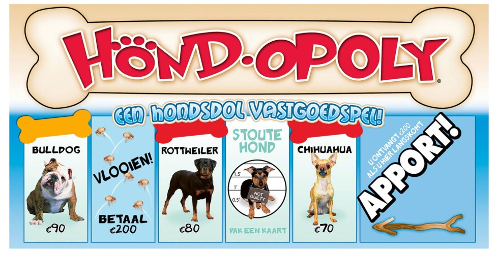 Hond-Opoly (50058)