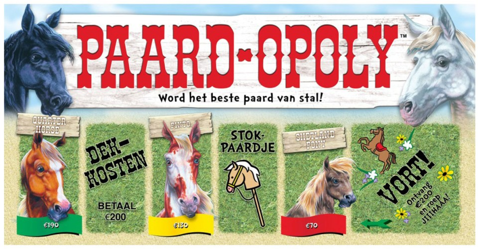 Paard-Opoly (50041)