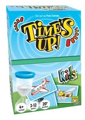 Times Up: Kids (REP09-001)