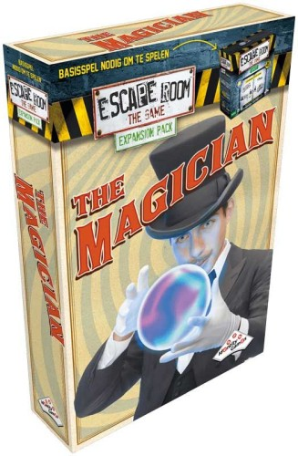 Escape Room: The Game expansion - Magician (09158)