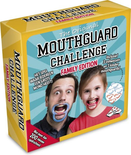 Mouthguard Challenge: family (08106)