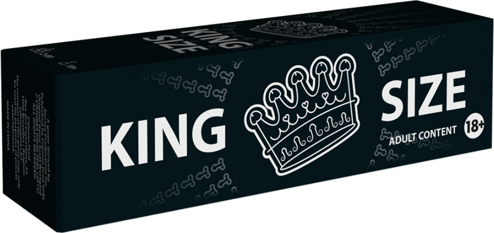 King Size (18+) (REP12-001)