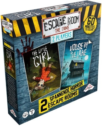 Escape Room: The Game 2 spelers - Horror (13803)