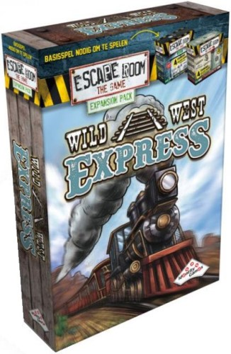 Escape Room: The Game expansion - Wild West Express (13827)