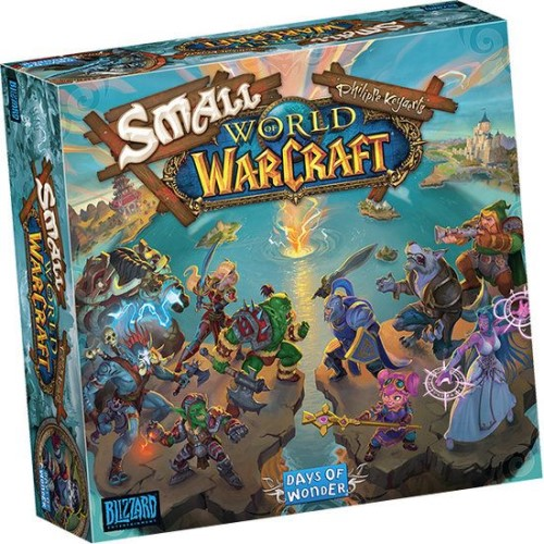 Small World Of Warcraft (ENGELS) (DOW 9001)
