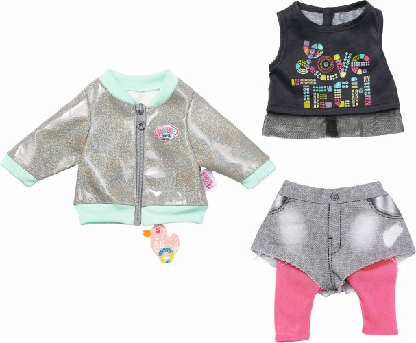 Outfit City Baby Born (827154)