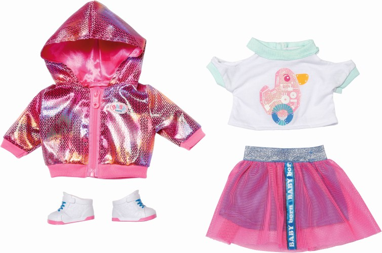 Outfit City Deluxe Style Baby Born (827147)