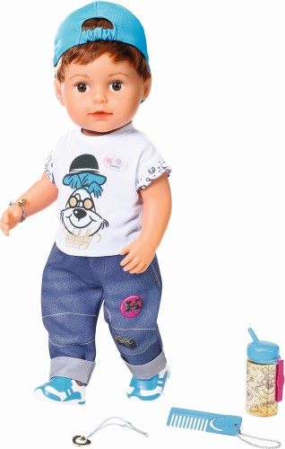 Pop Soft Touch Brother Baby Born 43 cm (826911)