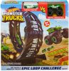 Monster-Trucks-speelset-Hotwheels:-Monster-Loop-GKY00