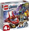 Iron-Man-vs-Thanos-Lego-76170