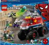 SpiderMan`s-monstertruck-vs-Mysterio-Lego-76174