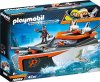 Spy-Team-Turboschip-Playmobil-70002
