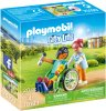 Patient-in-rolstoel-Playmobil-70193