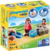 123-Hondentrein-Playmobil-70406