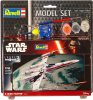 Model-Set-Xwing-Fighter-Revell:-schaal-1:112-63601